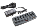8670 8-Bay Battery Charger Kit